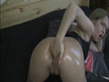 Hot Anal Video Sexy Amateur Woman Fisting Her Virgin Ass