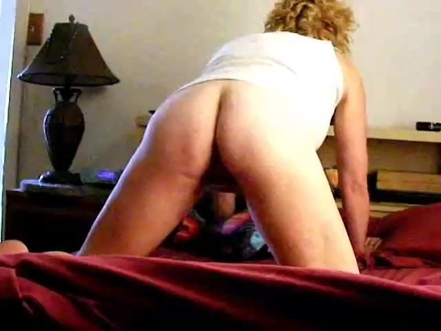 her first buttfuck