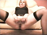 British Girl in Anal Doggystyle Porn Video with Black Man
