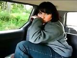 Anale Video Fist XXX ragazza stessa il suo asino in Car