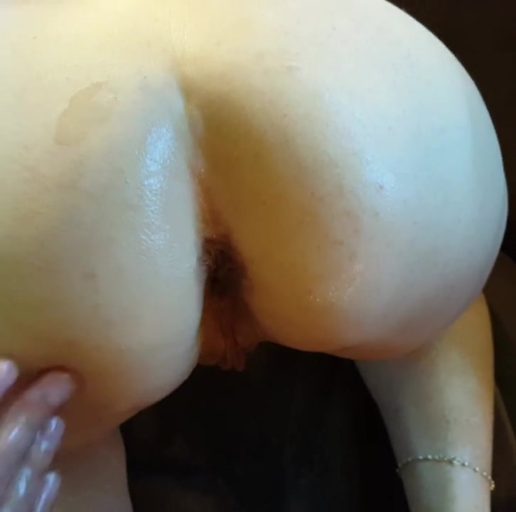 Painful very deep anal sex with my wife she gets the big cock